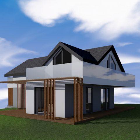 dom nad jeziorem 1